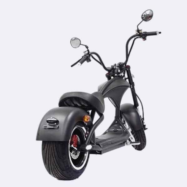 Electric Harley Scooter