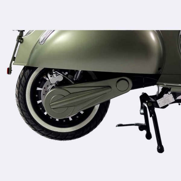 electric moped manufacturer