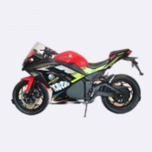 LEC-12 3000W Retro Classic E Motorbike Motorcycle