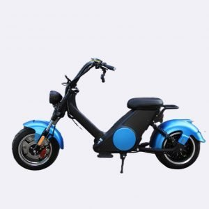 big tire electric scooter