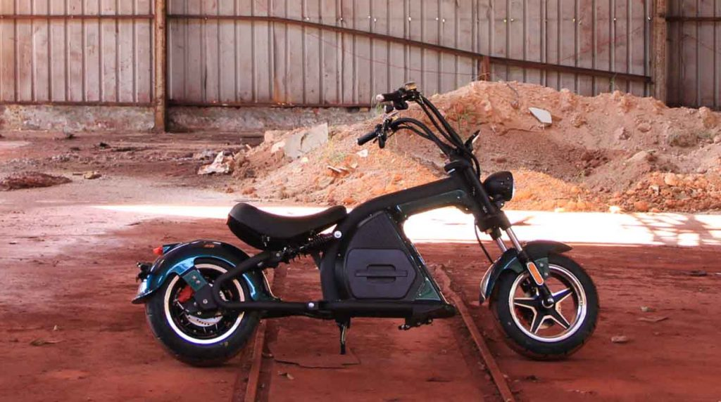 electric cruiser scooter fat scooter
