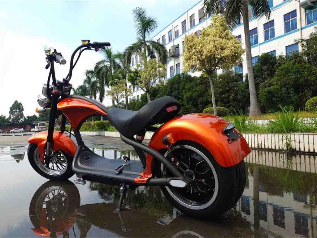 fat tire scooter